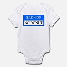 Bad Cop 1 Infant Bodysuit
