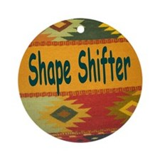 Shape Shifter Ornament (Round)
