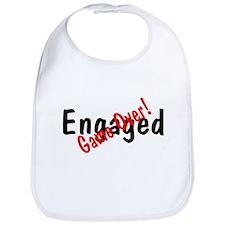 Engaged (Game Over) Bib