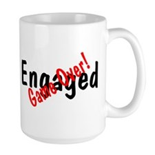 Engaged (Game Over) Mug