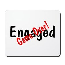 Engaged (Game Over) Mousepad