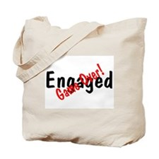 Engaged (Game Over) Tote Bag