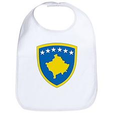 Kosovo Coat Of Arms Bib