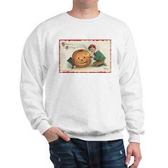 Pumpkin Boy Sweatshirt