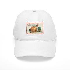 Pumpkin Boy Cap
