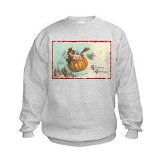 Flying Pumpkin Sweatshirt