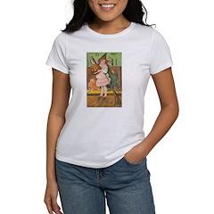Witch Girl Women's T-Shirt