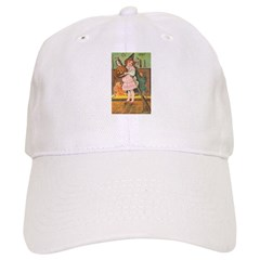Witch Girl Baseball Cap