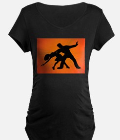 Dazzling Dance Silhouettes T-Shirt