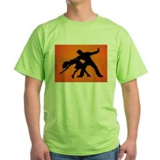 Dazzling Dance Silhouettes T-Shirt