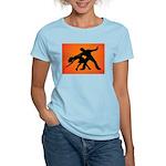 Dazzling Dance Silhouettes Women's Light T-Shirt
