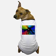Dazzling Dance Silhouettes Dog T-Shirt