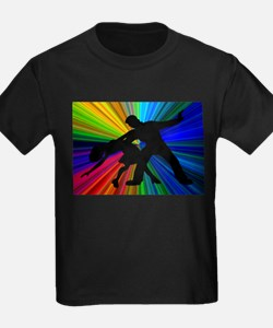 Dazzling Dance Silhouettes T