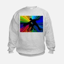 Dazzling Dance Silhouettes Sweatshirt