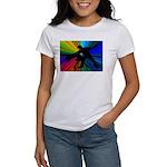 Dazzling Dance Silhouettes Women's T-Shirt