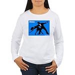 iWaltz Ballroom Dance Women's Long Sleeve T-Shirt