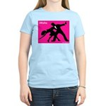 iWaltz Ballroom Dance Women's Light T-Shirt