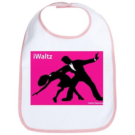 iWaltz Ballroom Dance Bib