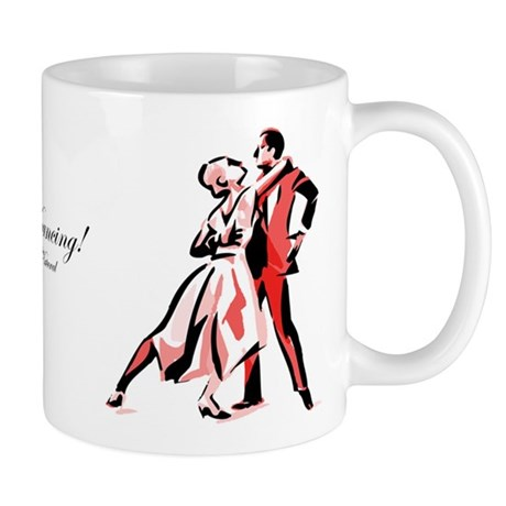 It's Only Natural Dance Mug