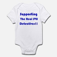 Supporting Infant Bodysuit