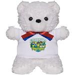 Earth Kids Iowa Teddy Bear