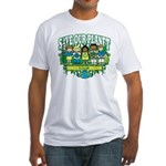 Earth Kids Iowa Fitted T-Shirt