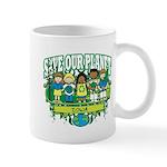Earth Kids Iowa Mug