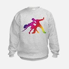 Rainbow Dancer Silhouettes Sweatshirt