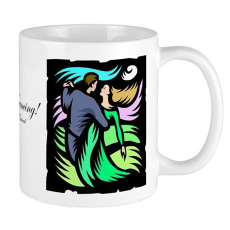 Night Dancing Mug