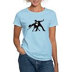 Dancer Silhouettes #1 Women's Light T-Shirt
