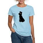 Dancer Silhouettes #2 Women's Light T-Shirt