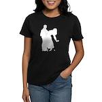 Dancer Silhouettes #3 Women's Dark T-Shirt