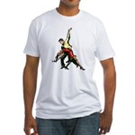 Tango! #1 Fitted T-Shirt