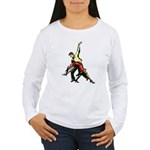 Tango! #1 Women's Long Sleeve T-Shirt