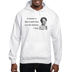 Eleanor Roosevelt 6 Hoodie