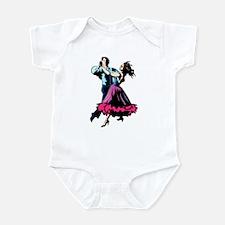 Tango! #2 Infant Bodysuit