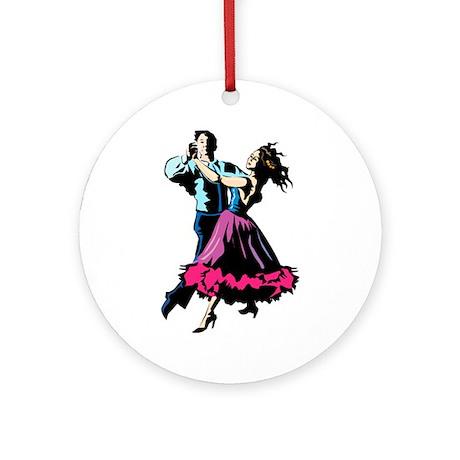 Tango! #2 Ornament (Round)