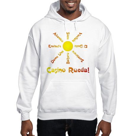 Casino Rueda Salsa Hooded Sweatshirt