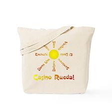 Casino Rueda Salsa Tote Bag