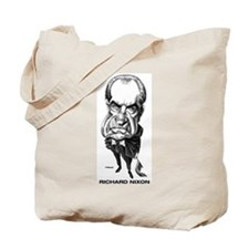 Richard Nixon Tote Bag