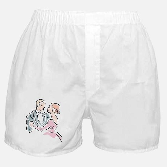 Pastel Colors Boxer Shorts