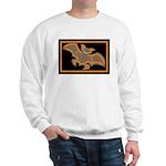 Halloween Bat Sweatshirt