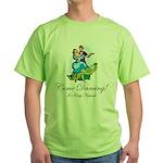 Our Waltz Green T-Shirt