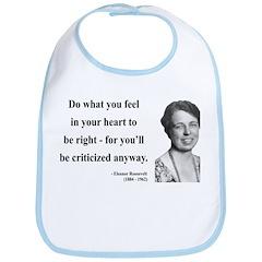 Eleanor Roosevelt 7 Bib