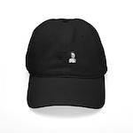 Eleanor Roosevelt 7 Black Cap