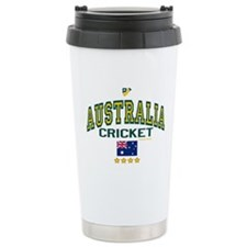 AUS Australia Cricket Travel Mug