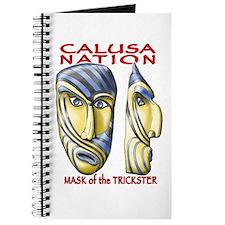 Trickster Mask Journal