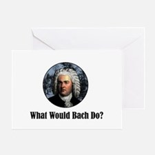 Bach Greeting Card