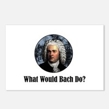 Bach Postcards (Package of 8)