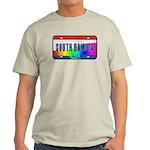 South Dakota Rainbow State Light T-Shirt